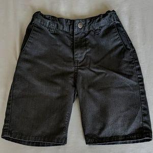 Grey Billabong shorts, boys size 6L